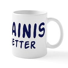 Bahrainis do it better Mug