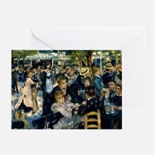Renoir Moulin Greeting Cards (Pk of 20)