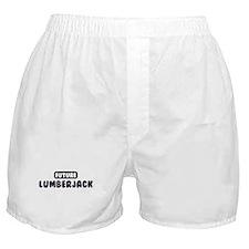 Future Lumberjack Boxer Shorts