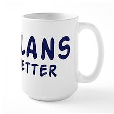Catalans do it better Mug