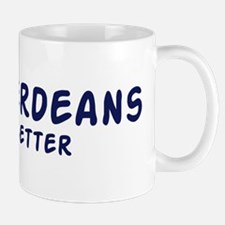 Cape Verdeans do it better Small Small Mug