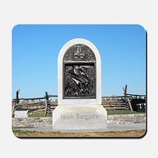 Irish Brigade Monument Mousepad