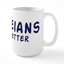 Bruneians do it better Mug