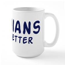 Bosnians do it better Mug