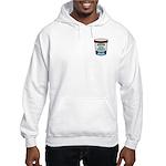 Census Cheesecake Hooded Sweatshirt