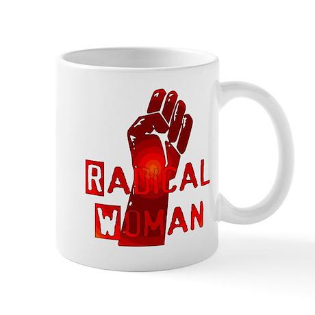 Radical Woman Mug