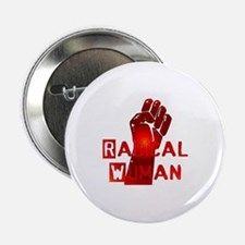 "Radical Woman 2.25"" Button"