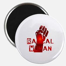 Radical Woman Magnet