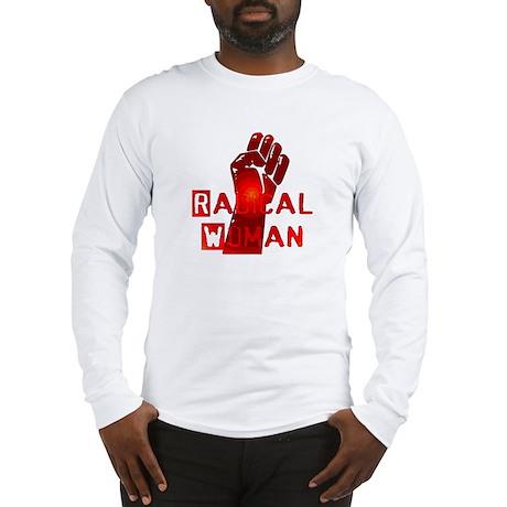 Radical Woman Long Sleeve T-Shirt