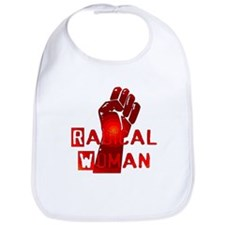 Radical Woman Bib