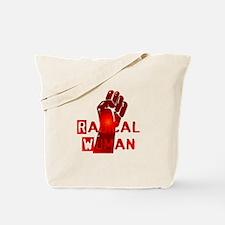 Radical Woman Tote Bag