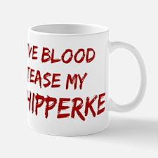 Tease aSchipperke Mug