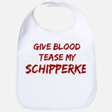 Tease aSchipperke Bib