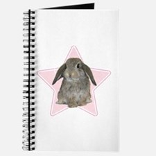 Baby bunny (pink) Journal
