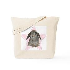 Baby bunny (pink) Tote Bag