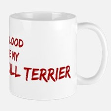 Tease aMiniature Bull Terrier Mug
