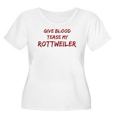 Tease aRottweiler T-Shirt