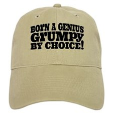 Grumpy Cap (Wht Or Tan)
