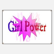 Girl Power Banner