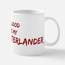 Tease aLarge Munsterlander Mug