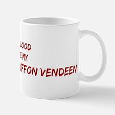 Tease aPetit Basset Griffon V Mug