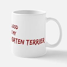 Tease aSoft Coated Wheaten Te Mug
