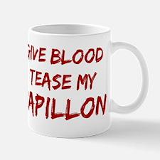 Tease aPapillon Mug