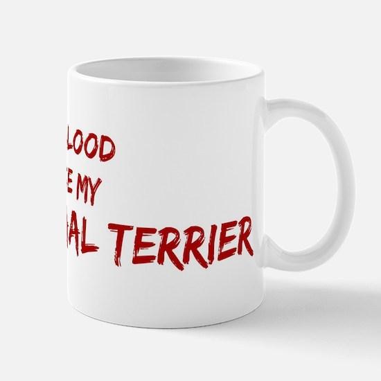 Tease aGlen of Imaal Terrier Mug
