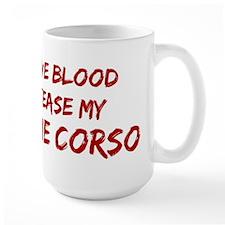 Tease aCane Corso Mug