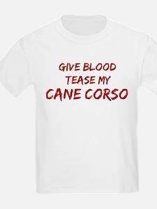 Tease aCane Corso T-Shirt