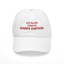 Tease aGerman Shepherd Baseball Cap