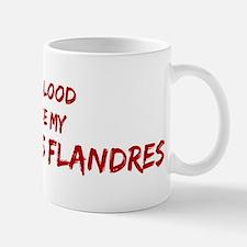 Tease aBouvier des Flandres Mug