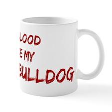 Tease aEnglish Bulldog Mug