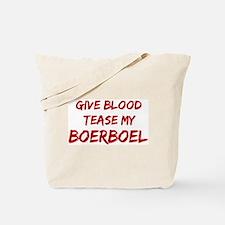 Tease aBoerboel Tote Bag