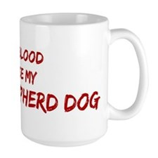 Tease aDutch Shepherd Dog Mug
