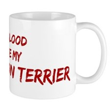 Tease aBedlington Terrier Mug