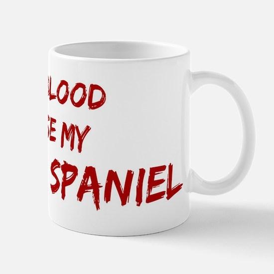 Tease aClumber Spaniel Mug