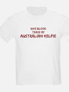 Tease aAustralian Kelpie T-Shirt