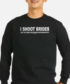 I Shoot Brides T
