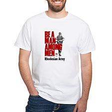 Rhodesian Recruiting Poster Shirt