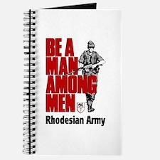 Rhodesian Recruiting Poster Journal