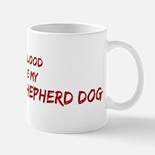 Tease aAnatolian Shepherd Dog Mug