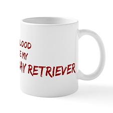 Tease aChesapeake Bay Retriev Mug
