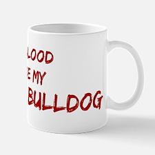 Tease aAmerican Bulldog Mug