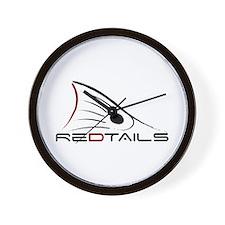 Redtails Wall Clock