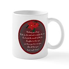 Irish Christmas Blessing Mug