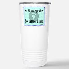So Many Species Travel Mug