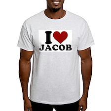I <3 JACOB.. 3 T-Shirt