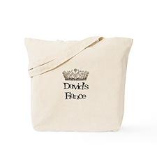 David's Fiance Tote Bag