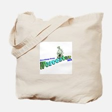 Turtleboy of Worcester Tote Bag